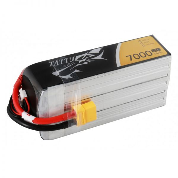 Tattu Lipo 7000mAh 6S1P 25C Lipo Battery Pack
